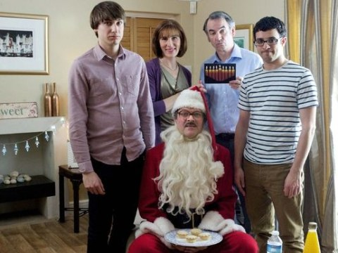 Friday Night Dinner star Tom Rosenthal: Our Christmas special will be festive in a Jewish way