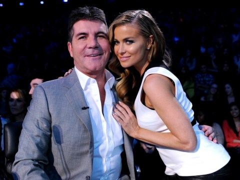 Carmen Electra puts Simon Cowell rumours to bed: We are just friends