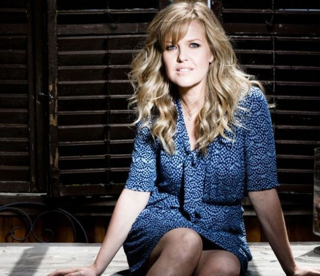 Hollywood hit: Ashley Jensen has hit the big-time (Picture: Eye Vine)