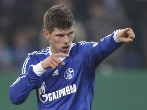Klaas-Jan Huntelaar deals Arsenal transfer blow by signing new Schalke contract