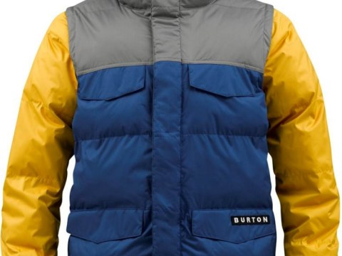 Top items of ski clothing ready for the slopes