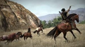 Red Dead Redemption – bring 'em back alive