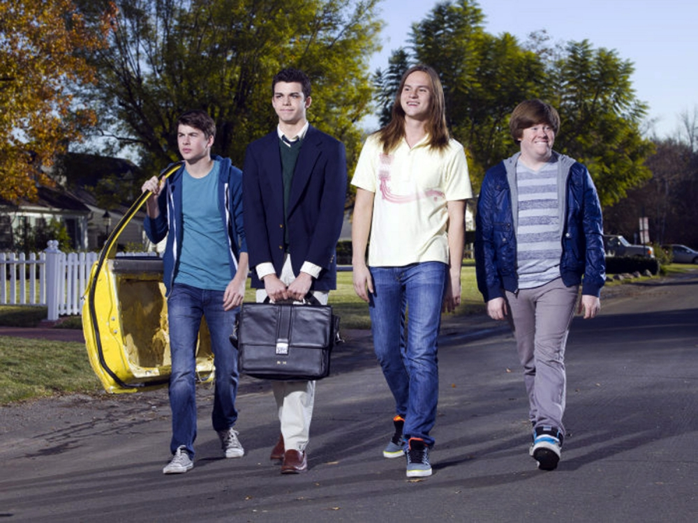 The Inbetweeners USA
