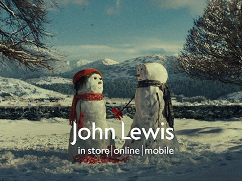 John Lewis Christmas and clearance sales soar