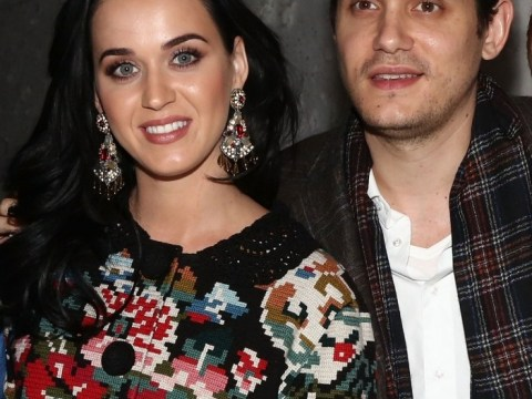 Katy Perry and John Mayer finally hit the red carpet together