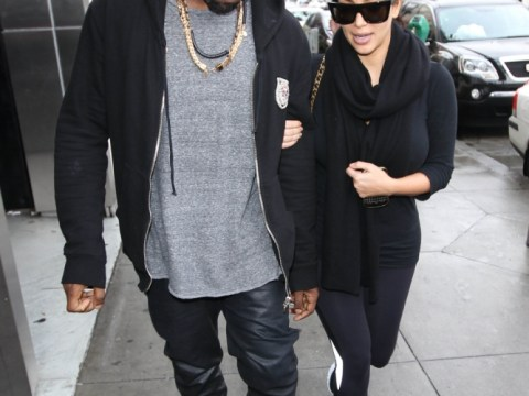 Gallery: Kim Kardashian and Kanye West expecting a baby