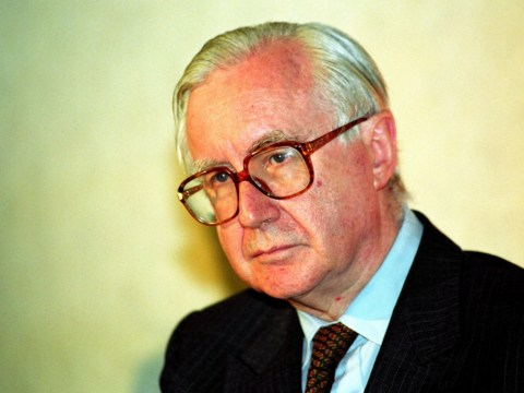Former Times editor Lord Rees-Mogg dies, aged 84