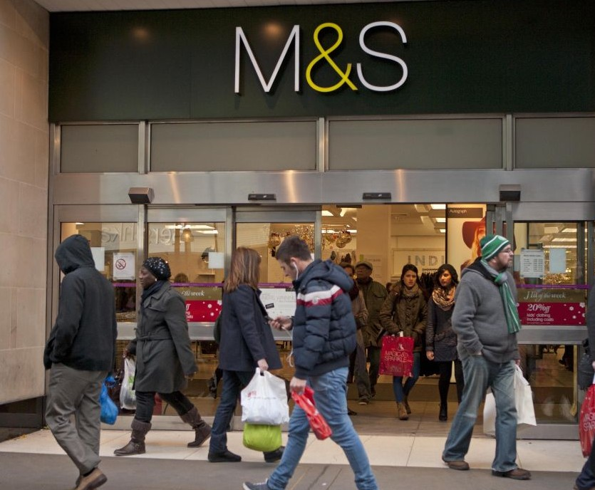 Marks and Spencer boss under pressure to get womenswear right