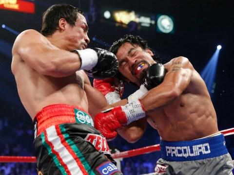 Manny Pacquiao taken to hospital after brutal Juan Manuel Marquez knockout