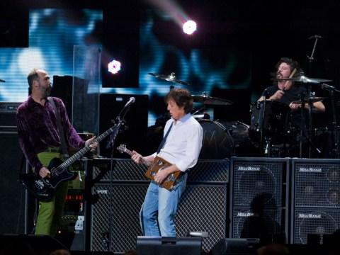 Paul McCartney and Nirvana's Cut Me Some Slack tops bill at Hurricane Sandy benefit gig