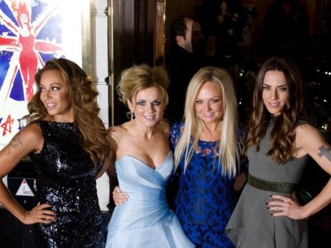 Victoria Beckham misses Spice Girls on red carpet at Viva Forever premiere