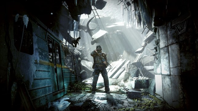 Metro Redux – not a very summery game