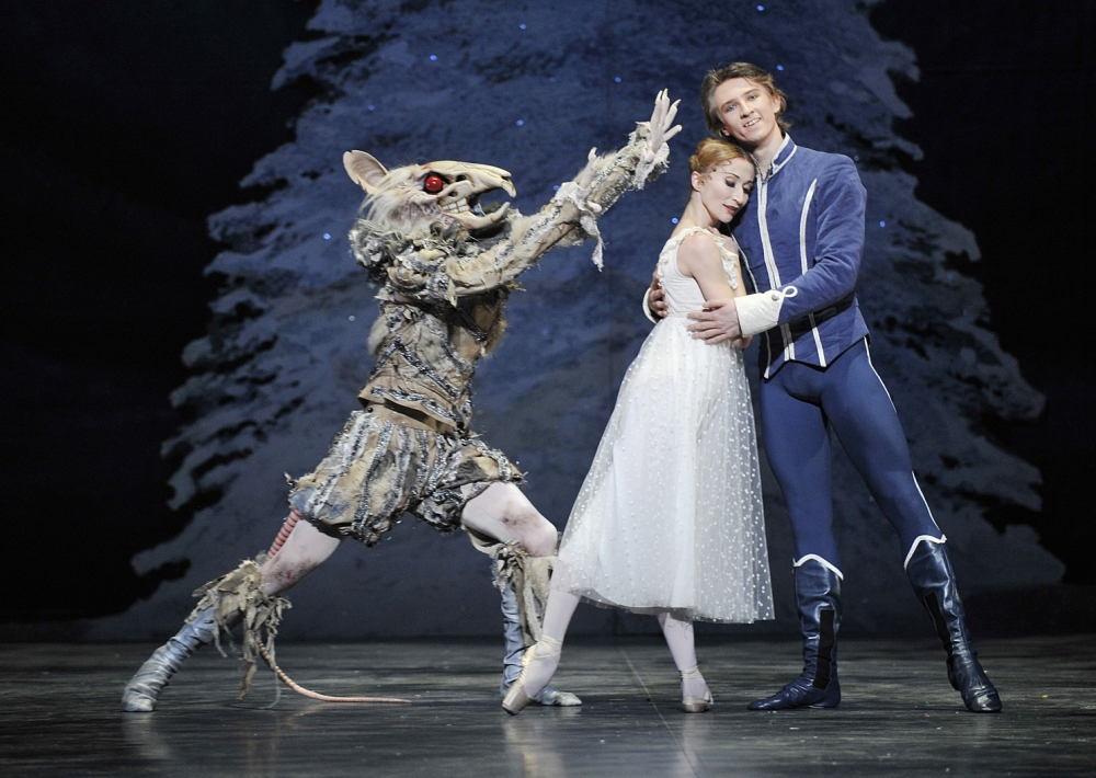 Everyone's favourite ballet The Nutcracker is being turned into a movie