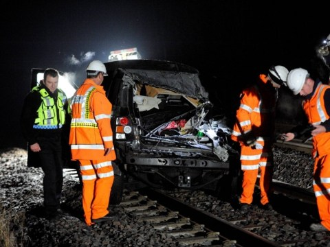 Teenager becomes the fourth person hit by a train to die in four days