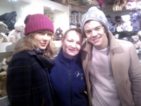 Harry Styles treats Taylor Swift to Tesco trip after family get-together