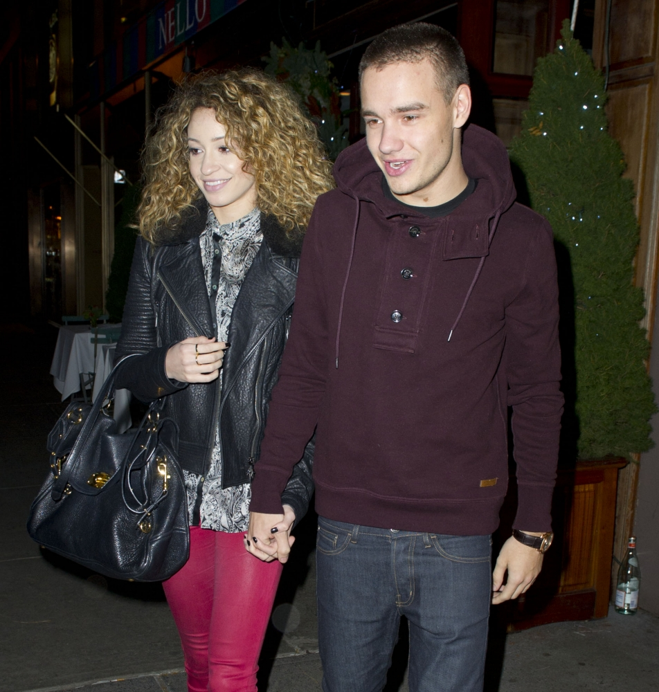 Liam Payne and Danielle Peazer enjoy NYC date