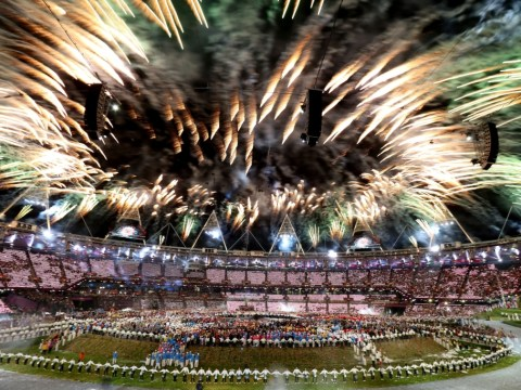 Bobby Aitken: Doing sound design for the Olympic opening ceremony was terrifying