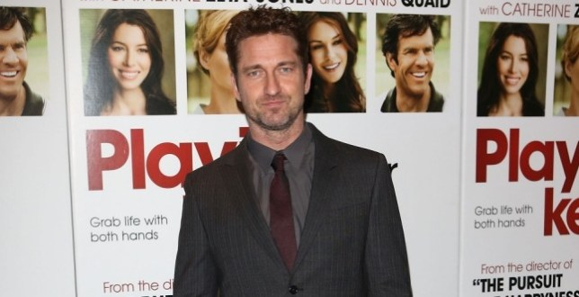 Gerard Butler says he needed to learn from his mistakes in life (Picture: Getty Images)