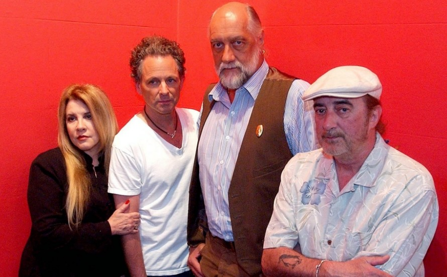 Fleetwood Mac to go their own way to Glastonbury next year?