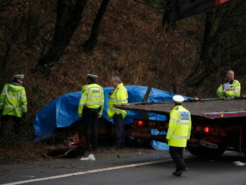 Brothers killed in M6 Christmas Day crash named