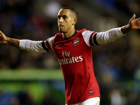 New hope as Theo Walcott and Arsenal open contract talks again