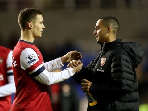 Thomas Vermaelen: Nothing players can do to persuade Theo Walcott to stay at Arsenal