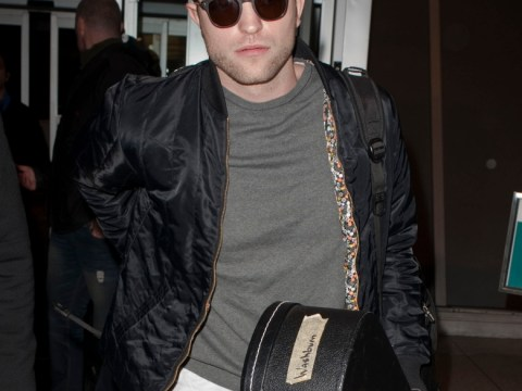 Robert Pattinson get's over Kristen Stewart with a steamy foursome