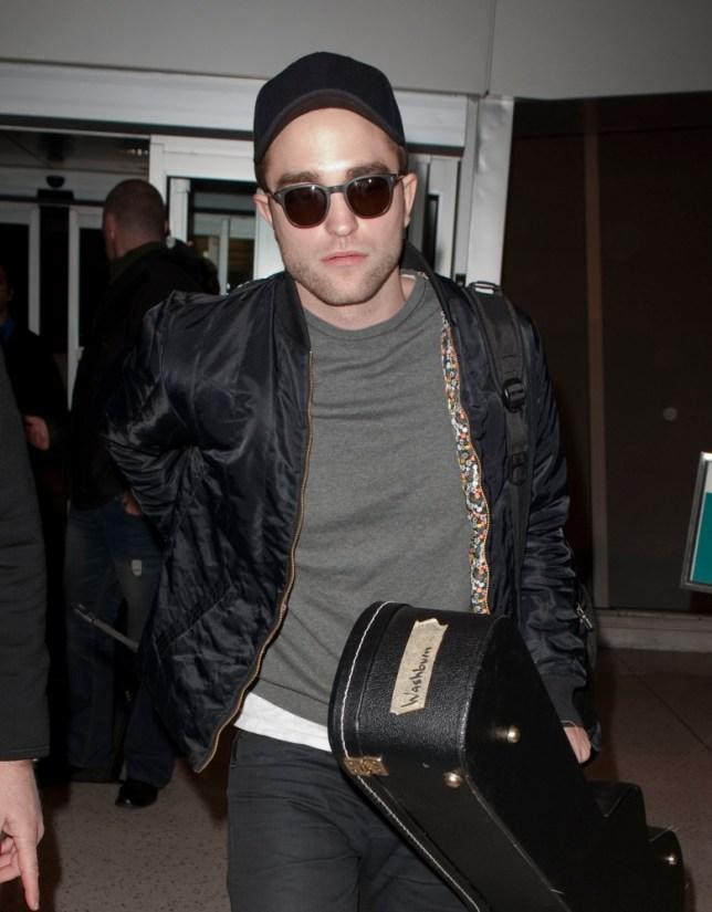 Robert Pattinson filmed foursome for Dior's new men's clothing campaign after Kristen Stewart affair
