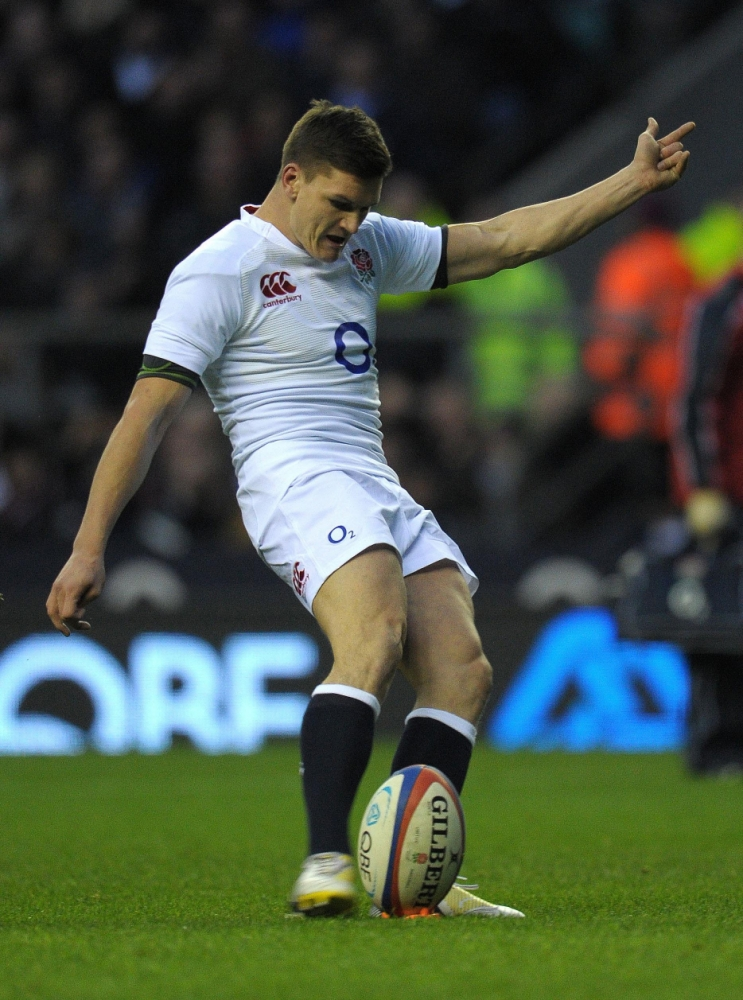 Freddie Burns determined to retain place in England side following debut