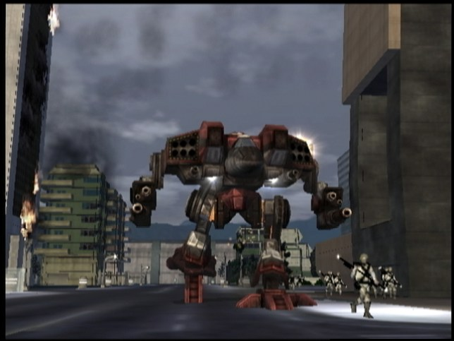 MechAssault – it started the fire