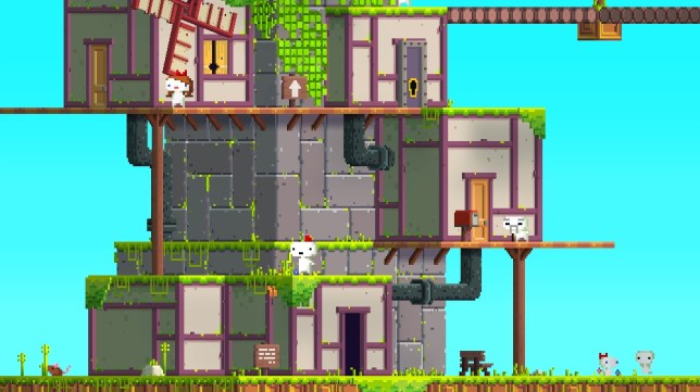 FEZ – just ignore who made it