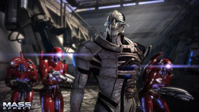 Mass Effect Trilogy (PS3) – Saren is not a villain you'll forget