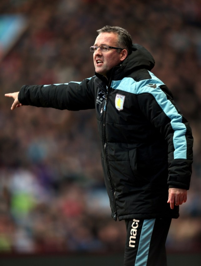 Paul Lambert quit Norwich for Aston Villa over the summer (Picture: PA)