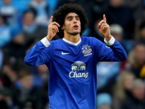 Zenit confirm they've joined Chelsea in the hunt for Marouane Fellaini