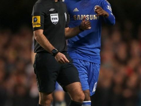 John Obi Mikel receives three-match ban for threatening Mark Clattenburg