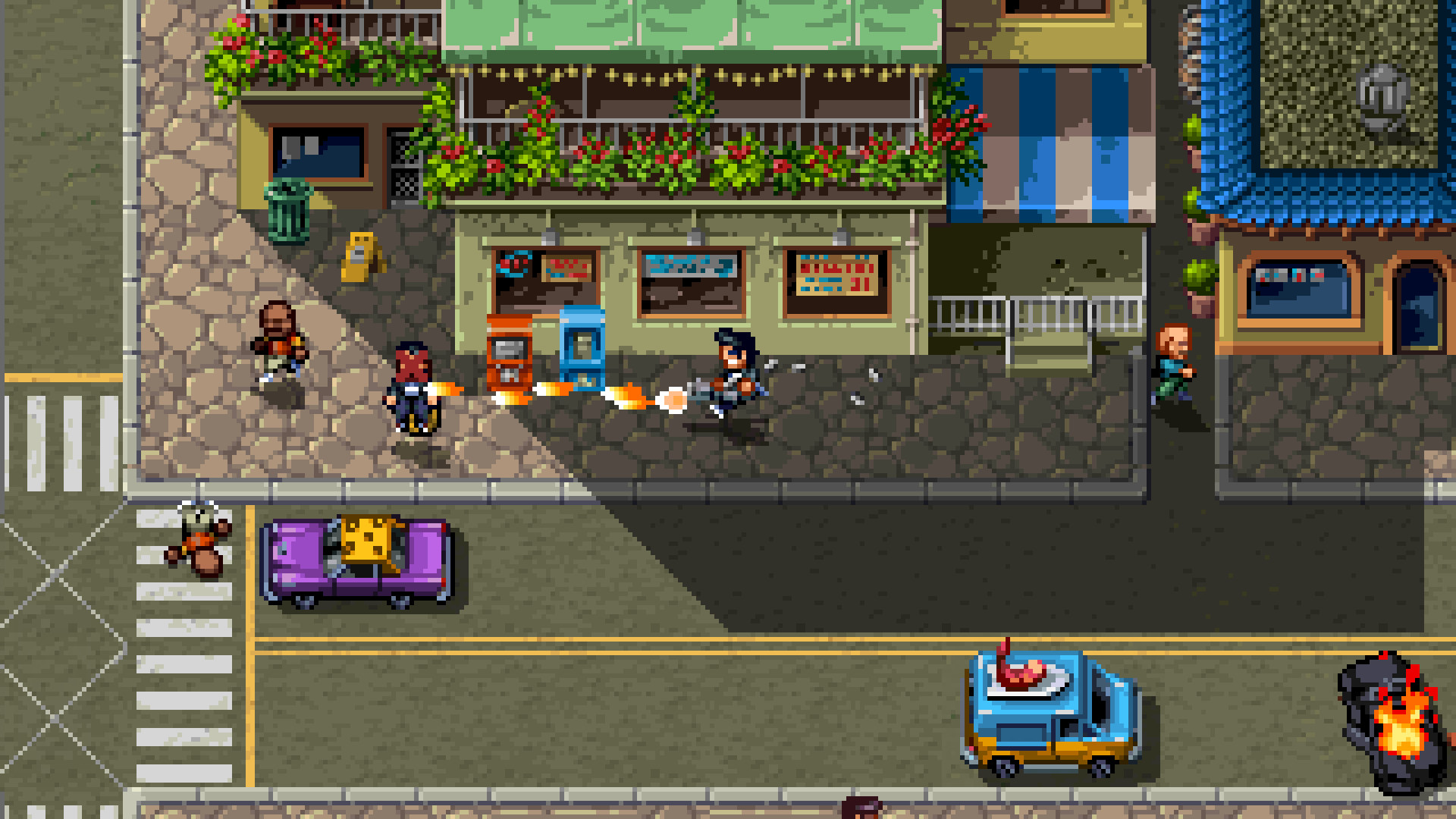 Shakedown: Hawaii - another quiet week for new games