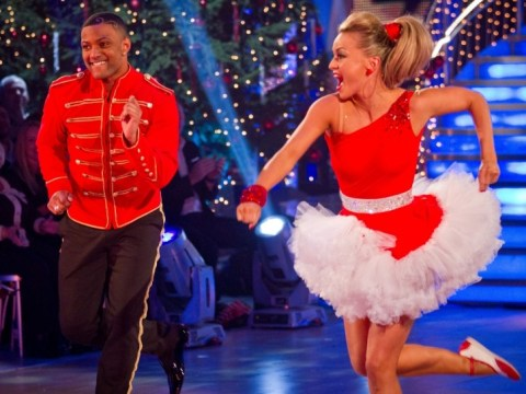 JB Gill is king of Christmas Ballroom in Strictly Come Dancing festive special