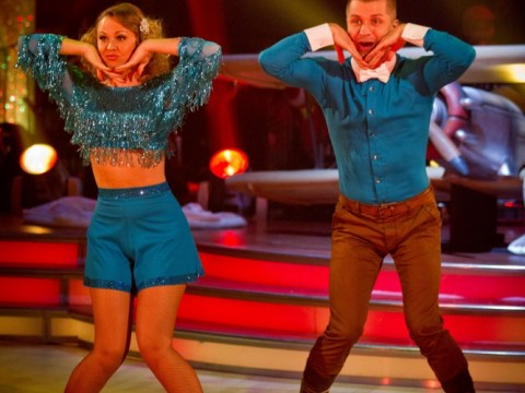 Kimberley Walsh notches up Strictly Come Dancing full house for second week