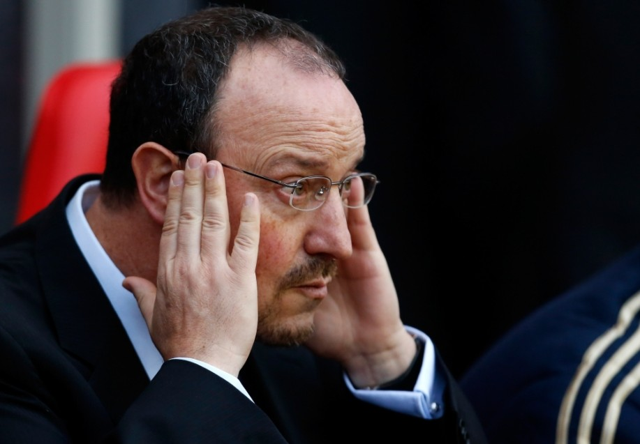 Rafael Benitez planning to reshape Chelsea on Japan trip