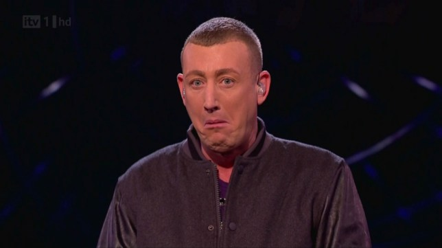 Christopher Maloney on the X Factor final