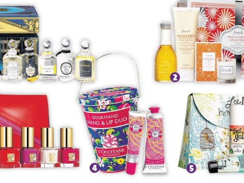Pampered to perfection: The best beauty gifts this Christmas