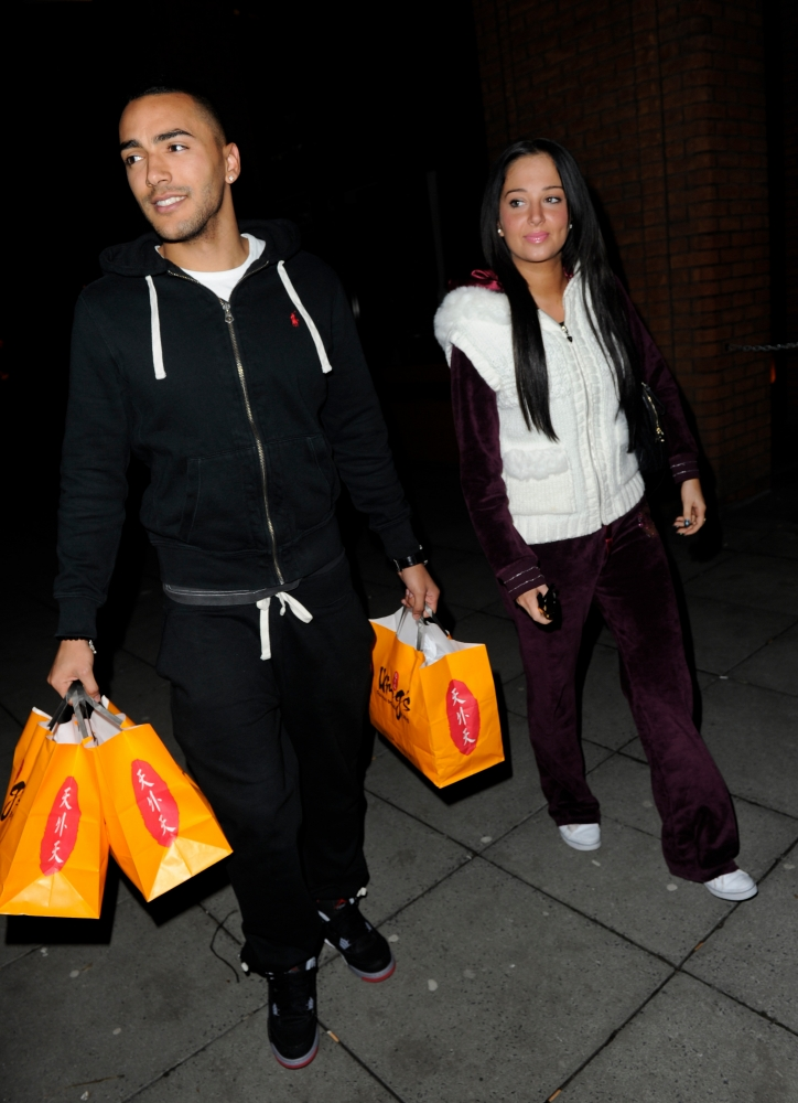 Tulisa suffers double setback as she 'splits from Danny Simpson' after quitting The X Factor