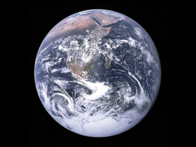 Earth, flat