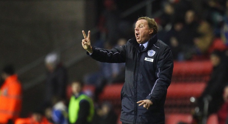 Harry Redknapp says QPR must win a game in order to spend in January (Picture: Reuters/Action Images)