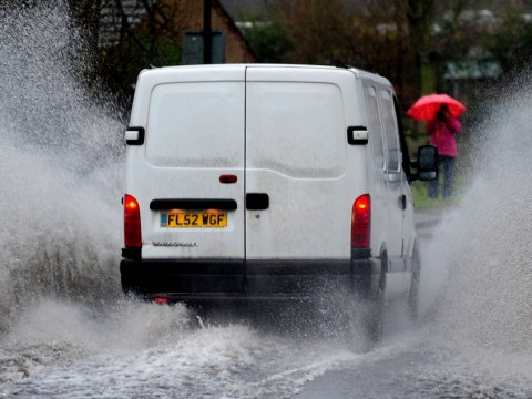 Wettest year on record for England as flood warnings remain