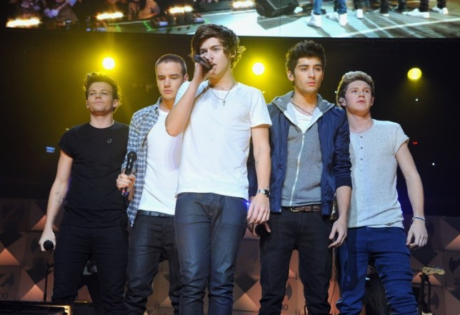 One Direction,  Red Nose Day single
