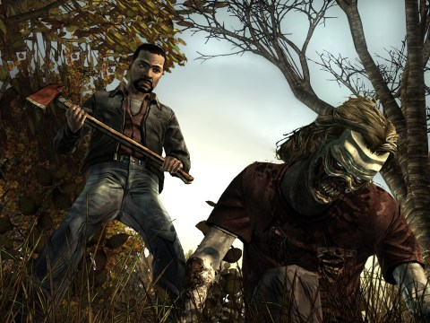 Telltale hints at Star Wars game, Walking Dead season 2