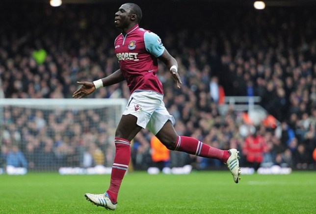 Mohamed Diame has been a huge hit at West Ham since joining in the summer (Picture: Getty)
