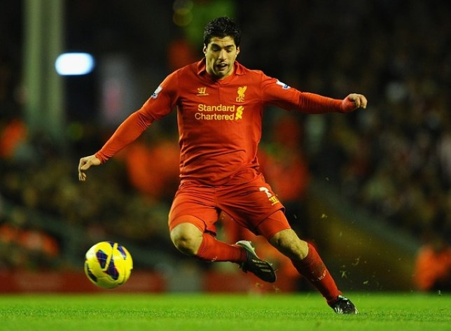 Luis Suarez is wanted by Pep Guardiola for his next project at Bayern Munich (Picture: Getty)