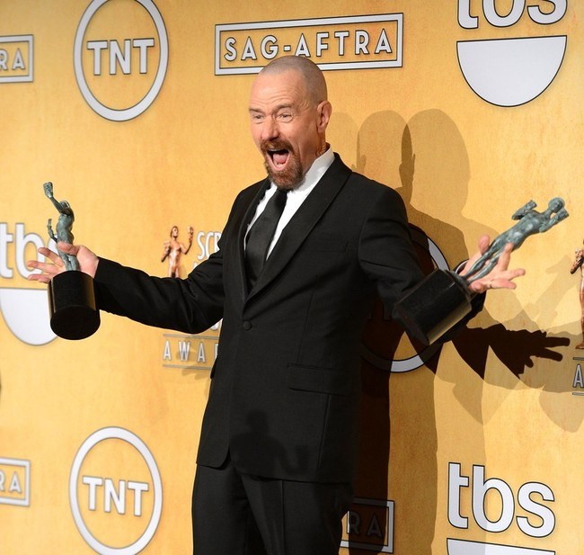 Bryan Cranston has denied rumours that he has been cast as Lex Luther (Picture: Getty)